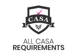 All CASA Requirements